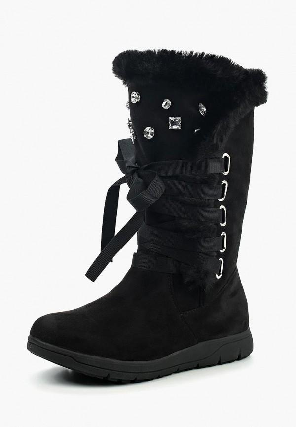 Купить Полусапоги Fashion & Bella, fa034awylw73, черный, Осень-зима 2017/2018