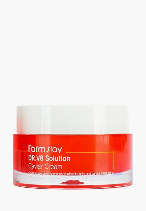 Купить Крем для лица Farm Stay, с экстрактом икры, 50 мл, fa035lwfdxm2, белый, Весна-лето 2019