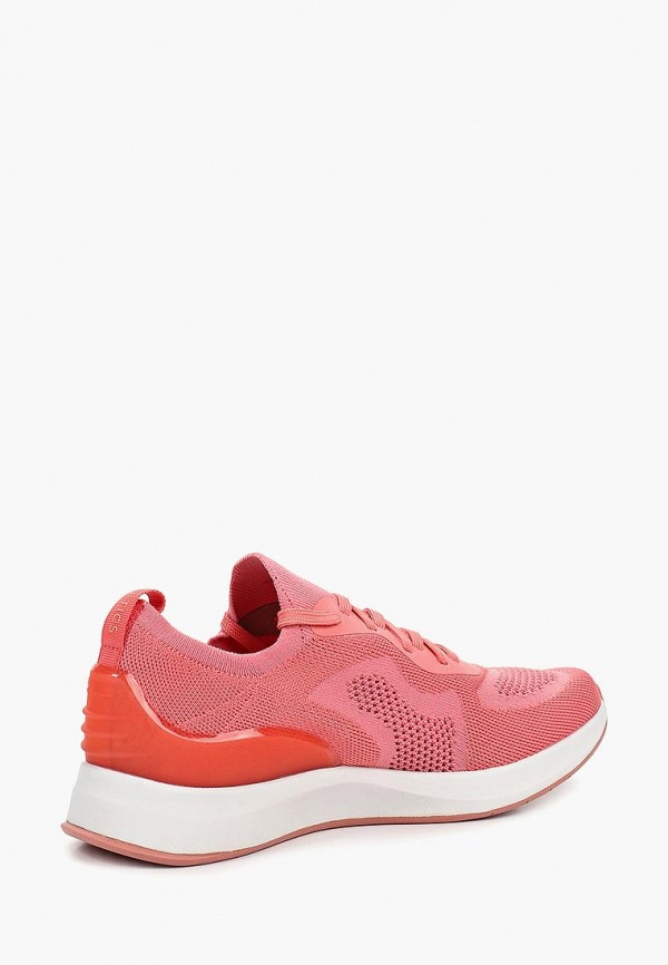 Фото 3 - женские кроссовки Fashletics by Tamaris розового цвета