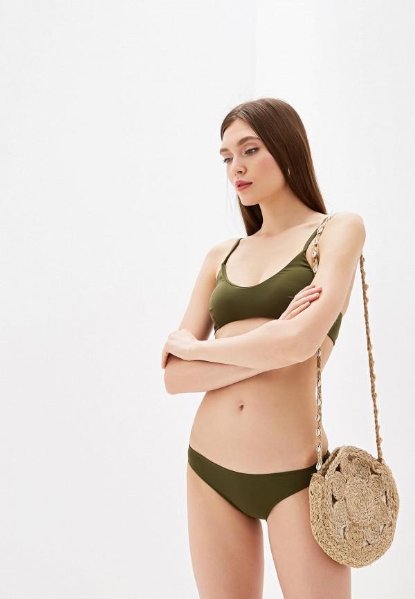 женский купальник faba, хаки