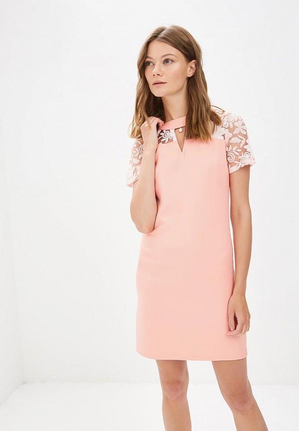 Фото - Женское платье Fadas розового цвета