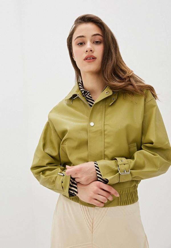 Куртка кожаная Fadas