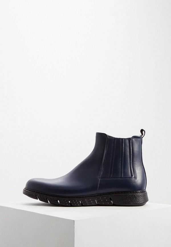 мужские ботинки fabi, синие
