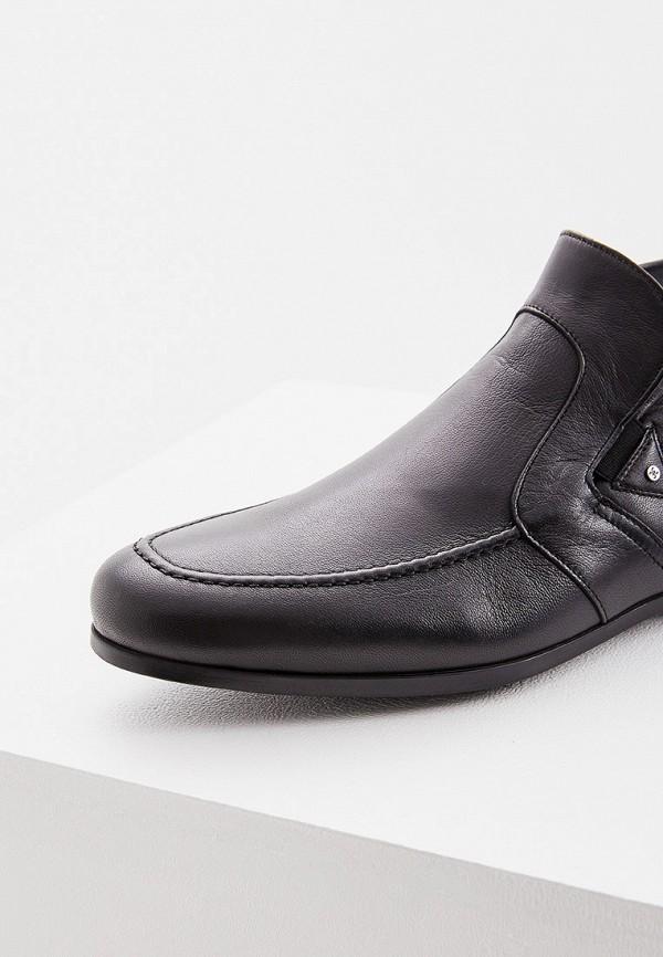 Фото 2 - мужские ботинки и полуботинки Fabi черного цвета
