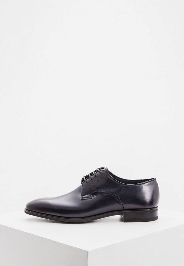 мужские туфли fabi, синие