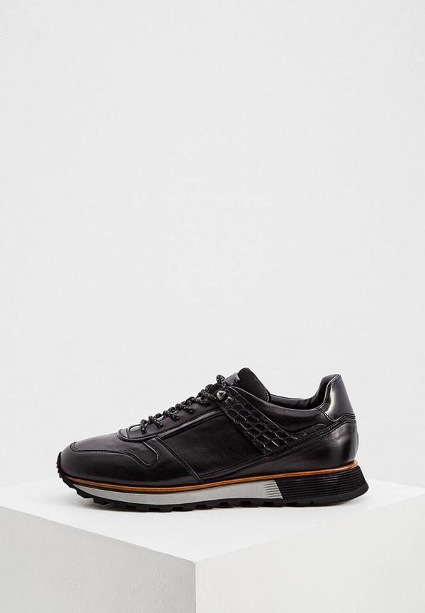 мужские кроссовки fabi, черные