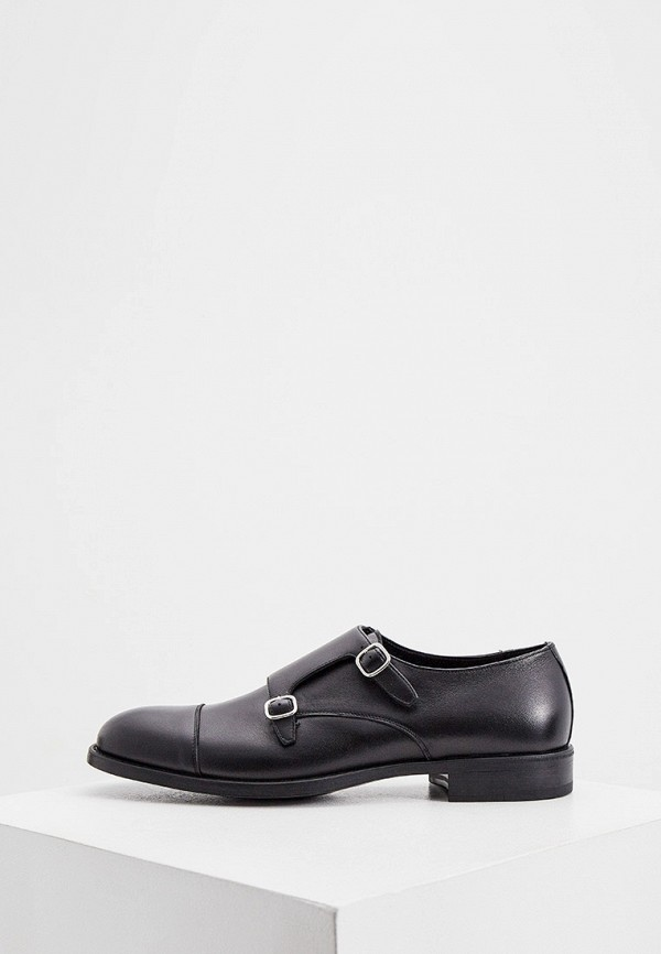 мужские туфли fabi, черные