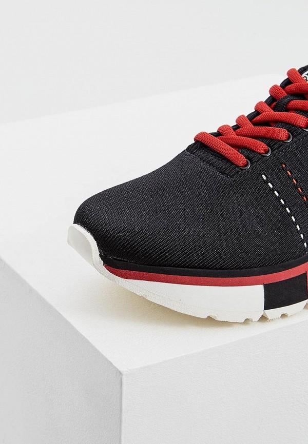 Фото 2 - женские кроссовки Fabi черного цвета