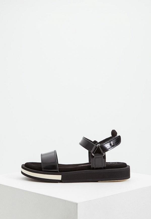 женские сандалии fabi, черные