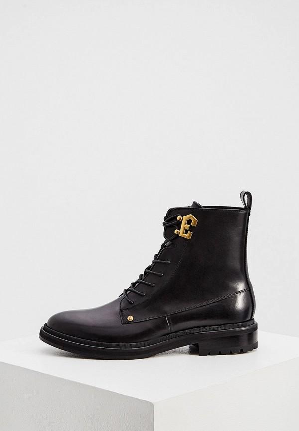 женские ботинки fabi, черные