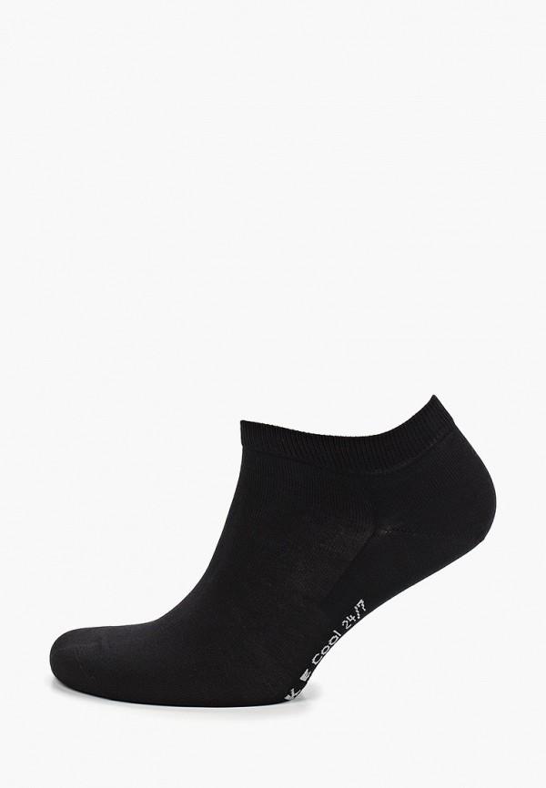 Фото - мужские носки Falke черного цвета