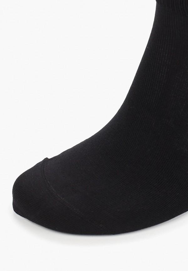 Фото 2 - мужские носки Falke черного цвета