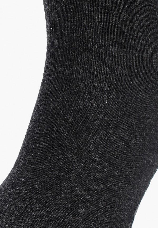 Фото 2 - мужские носки Falke серого цвета