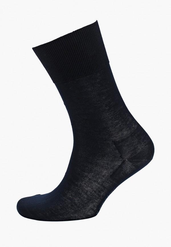 Фото - мужские носки Falke синего цвета