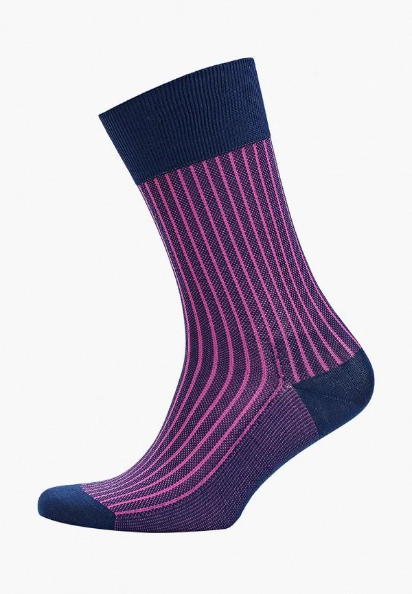 мужские носки falke, фиолетовые