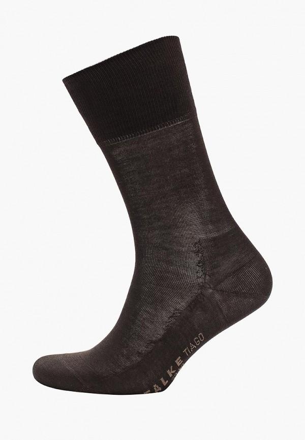 мужские носки falke, коричневые