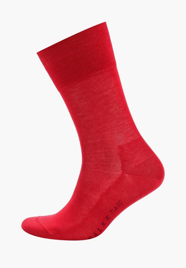 мужские носки falke, красные
