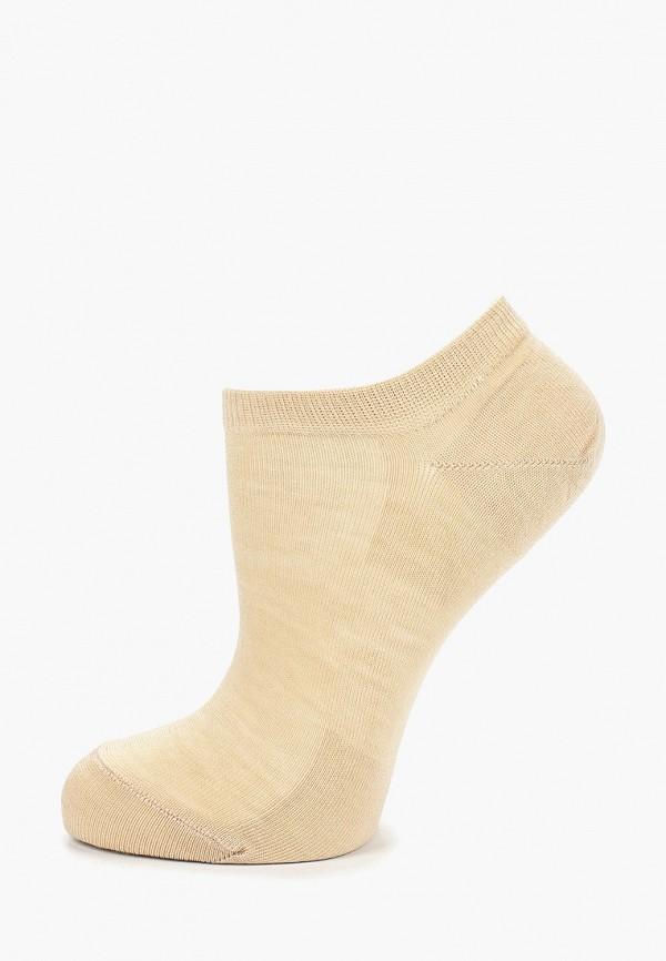 женские носки falke, бежевые