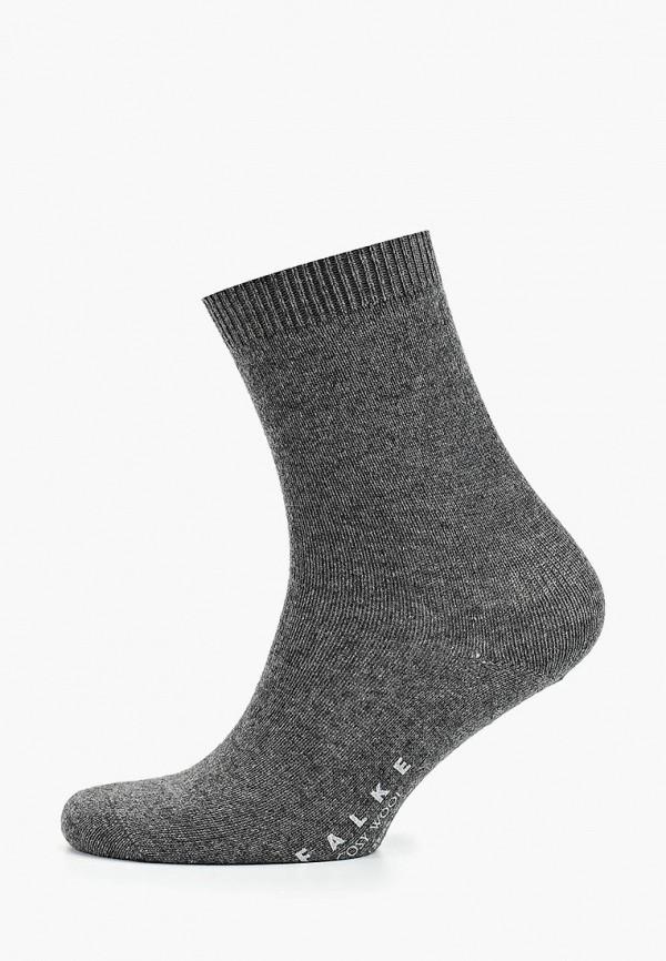 женские носки falke, серые