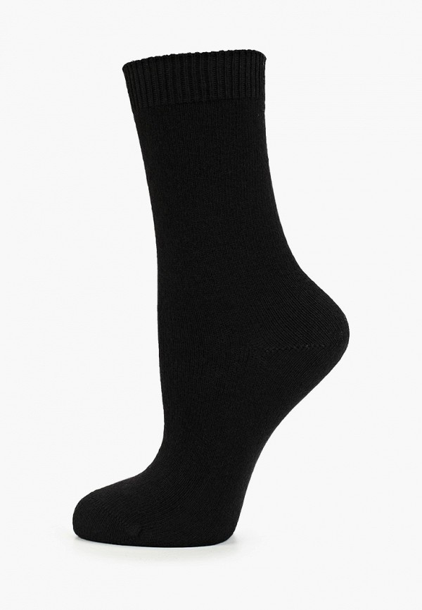 женские носки falke, черные