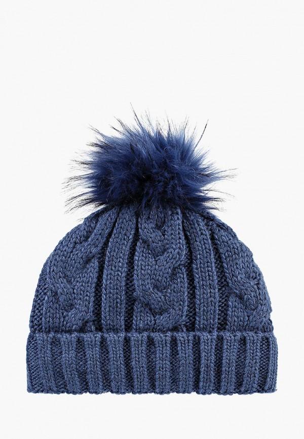 мужская шапка fete, синяя