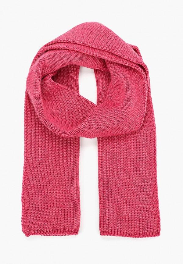 женский шарф fete, розовый
