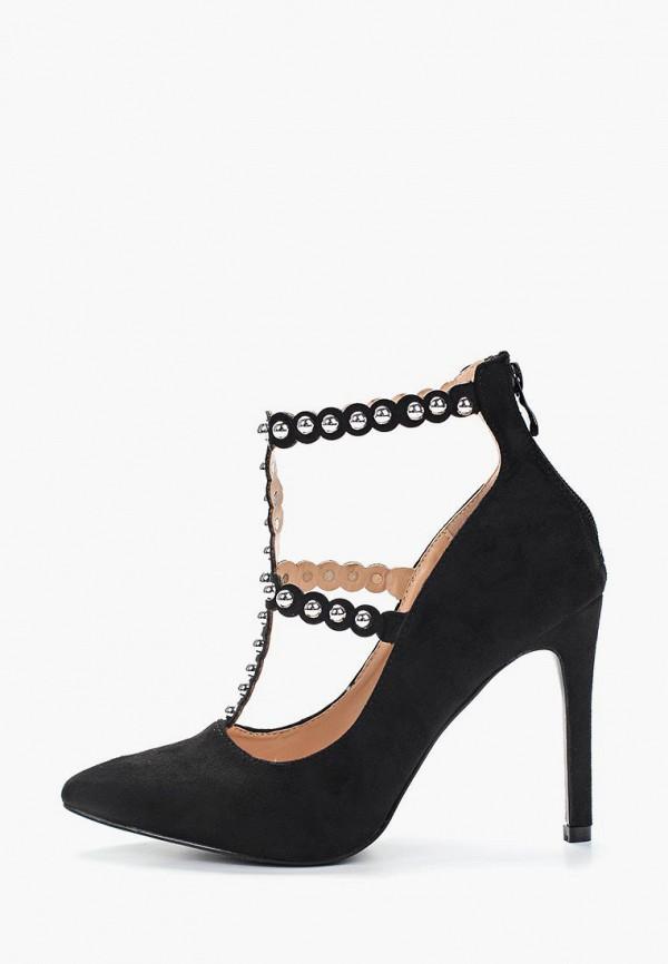 Купить женские туфли Fersini черного цвета