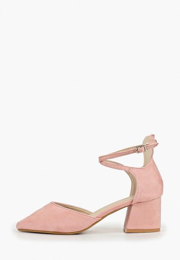 женские туфли fersini, розовые