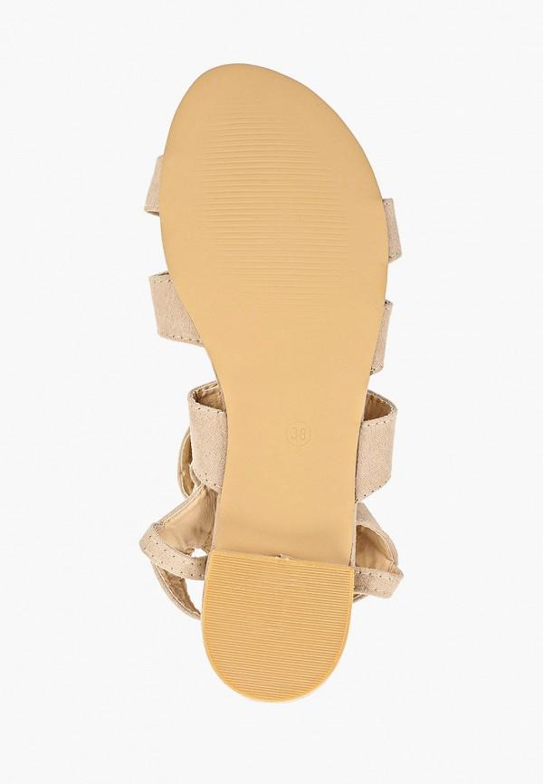 Фото 5 - женские сандали Fersini бежевого цвета