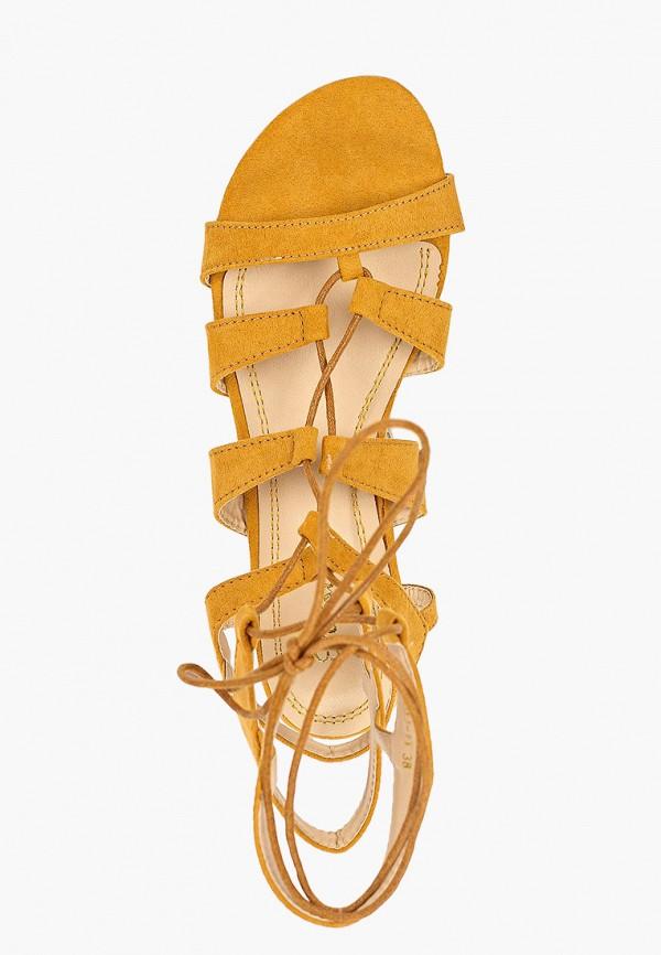 Фото 4 - женские сандали Fersini желтого цвета