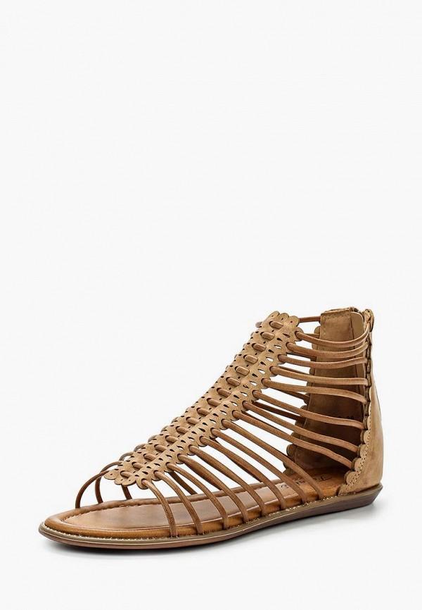 мужские сандалии fersini, коричневые