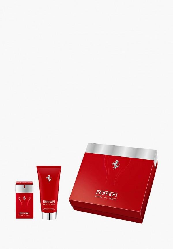 Набор парфюмерный Ferrari Cavallino Ferrari Cavallino FE019LMANNO2 игровой набор cavallino тележка для маркета 7438