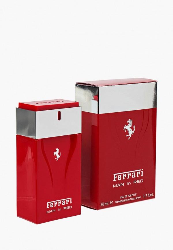 Купить Туалетная вода Ferrari Cavallino, «MAN in RED» 50 мл, FE019LMHLJ15, Осень-зима 2018/2019