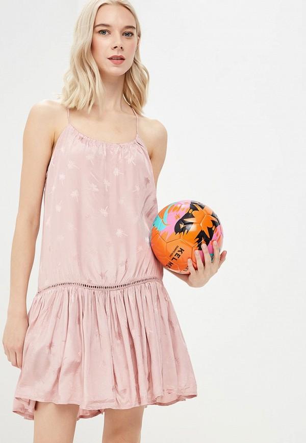 Купить Платье Femi Stories, FE027EWBQQS6, розовый, Весна-лето 2018