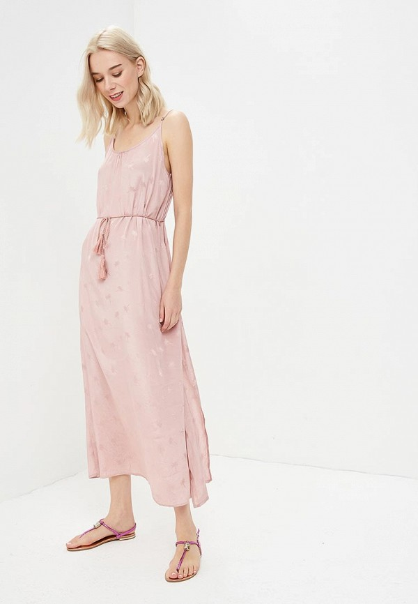 Купить Платье Femi Stories, FE027EWBQQT3, розовый, Весна-лето 2018