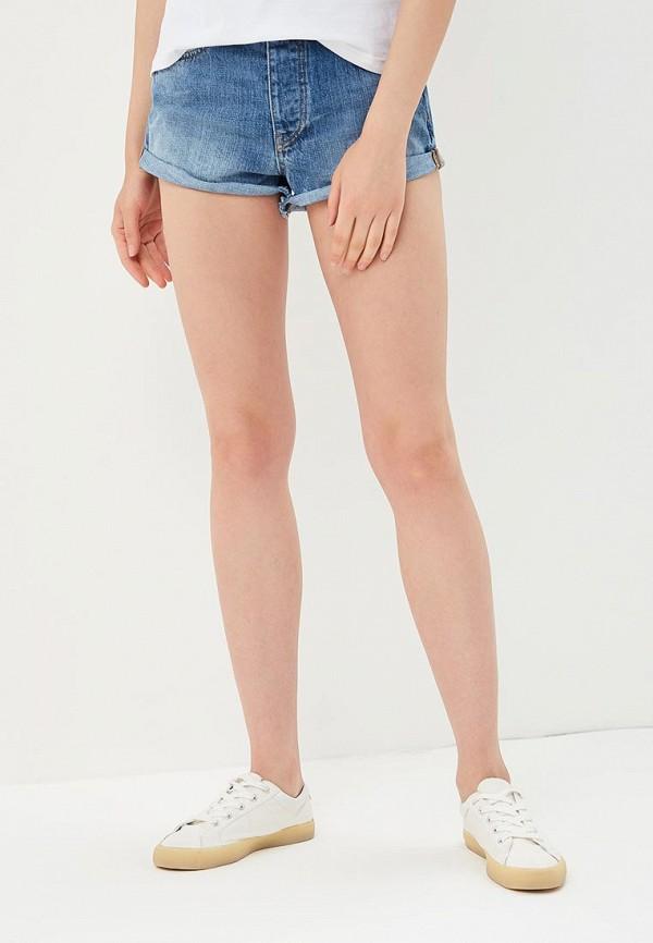 Шорты джинсовые Femi Stories