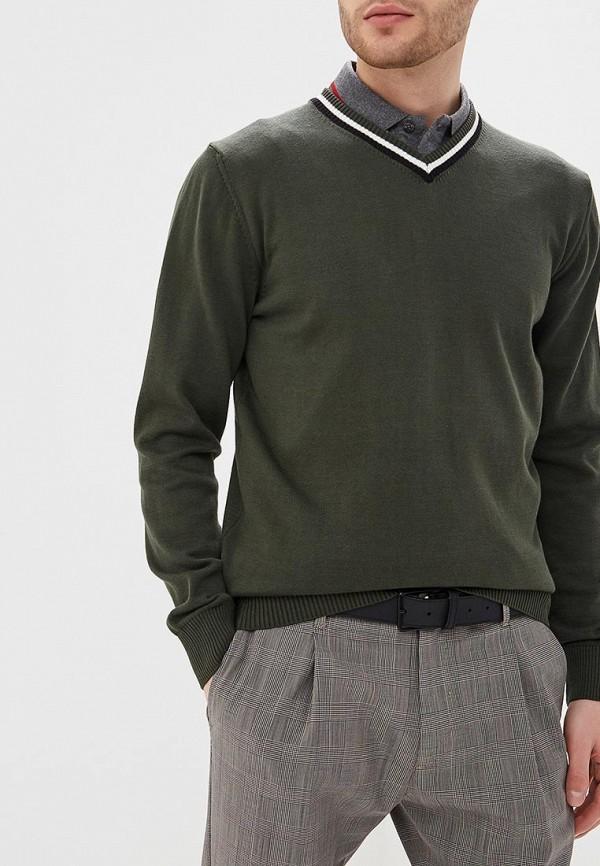 мужской пуловер felix hardy, зеленый