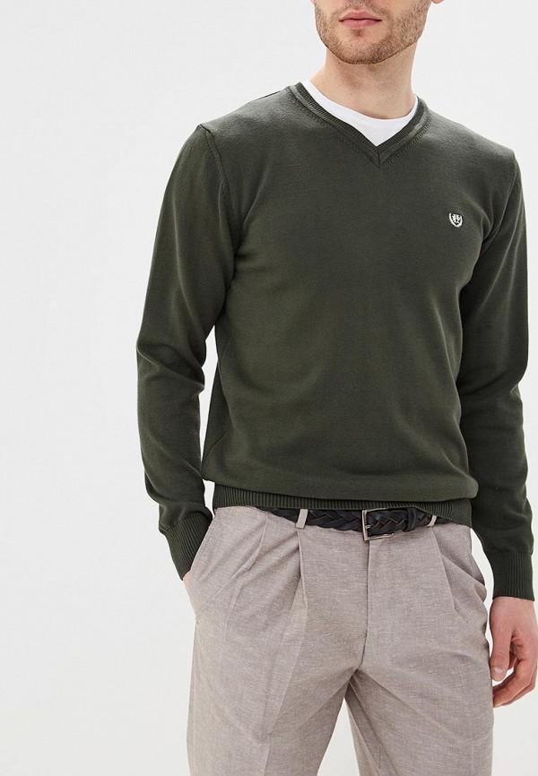 мужской пуловер felix hardy, хаки