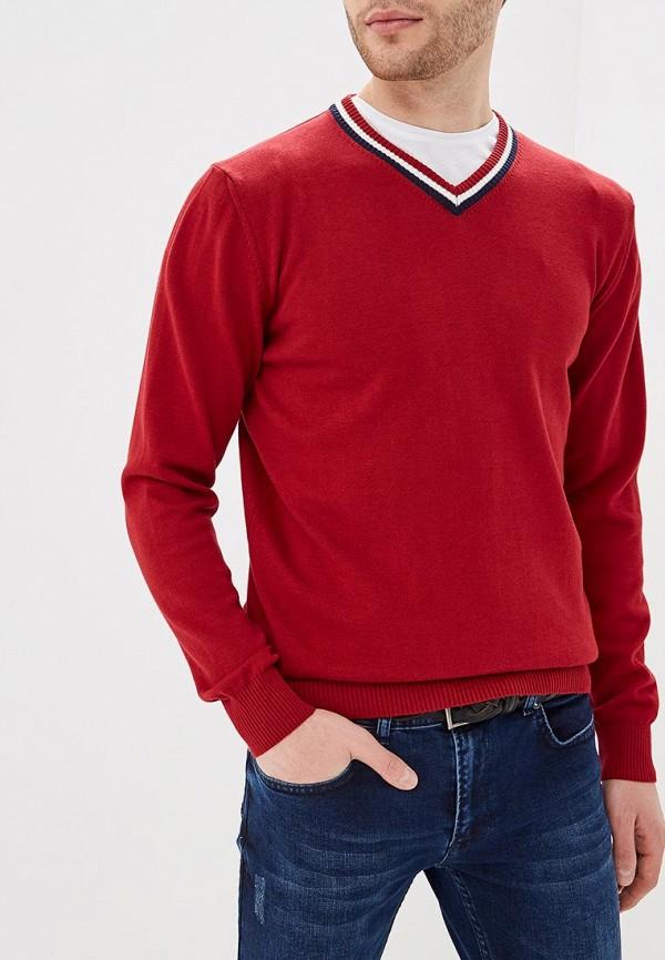 мужской пуловер felix hardy, красный