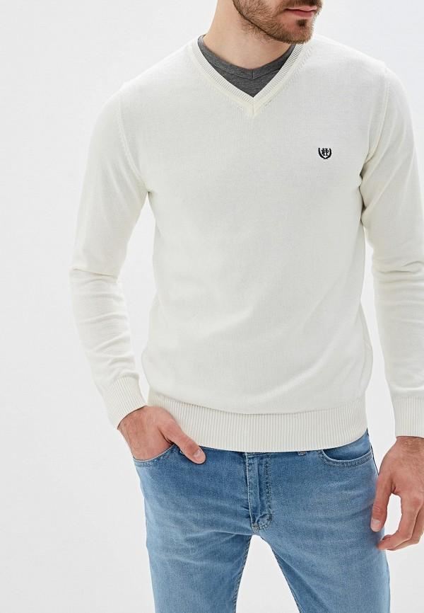 мужской пуловер felix hardy, белый