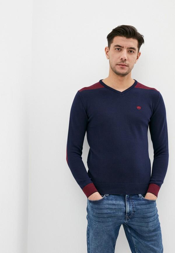 мужской пуловер felix hardy, синий