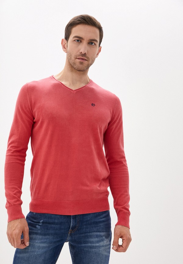 мужской пуловер felix hardy, розовый