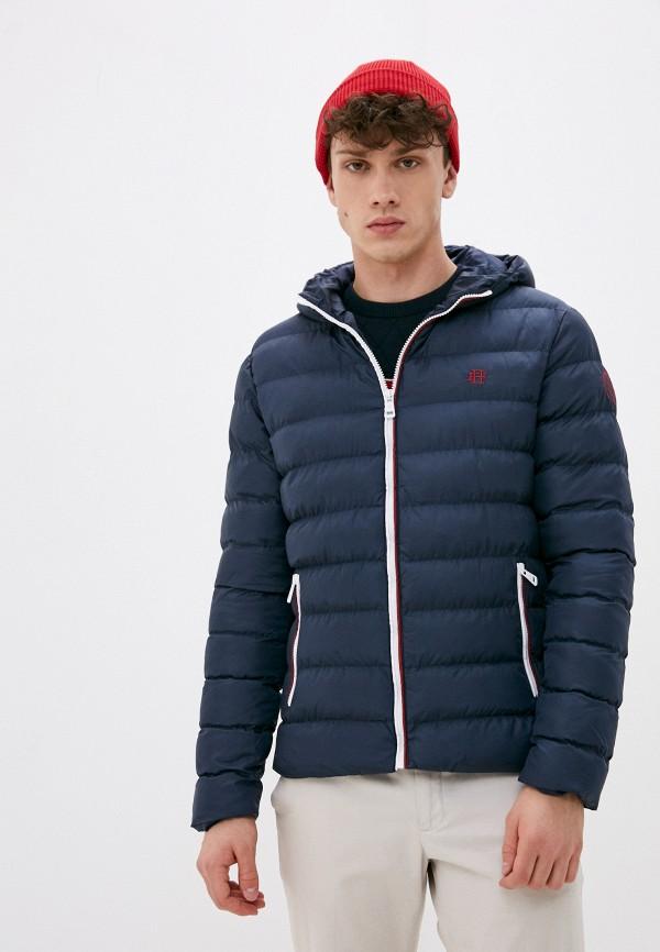 мужская куртка felix hardy, синяя