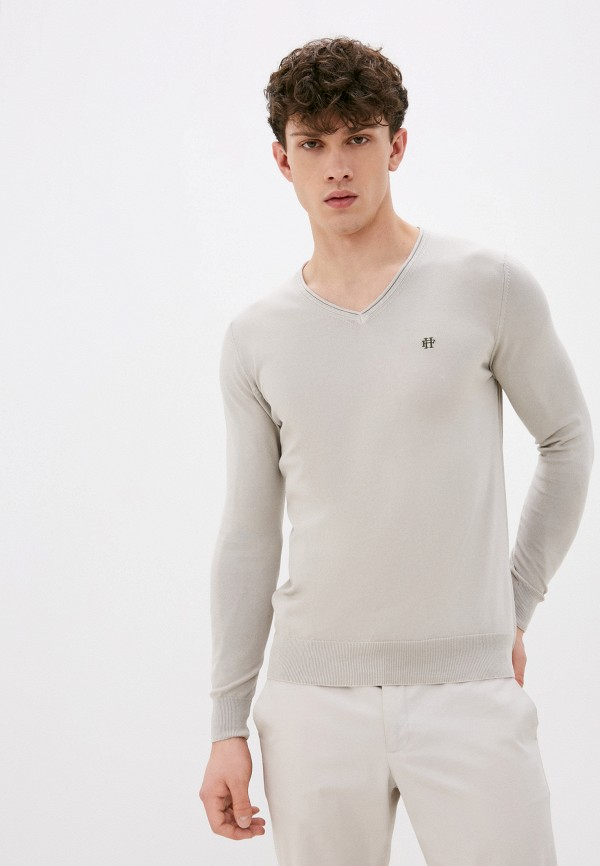 мужской пуловер felix hardy, бежевый