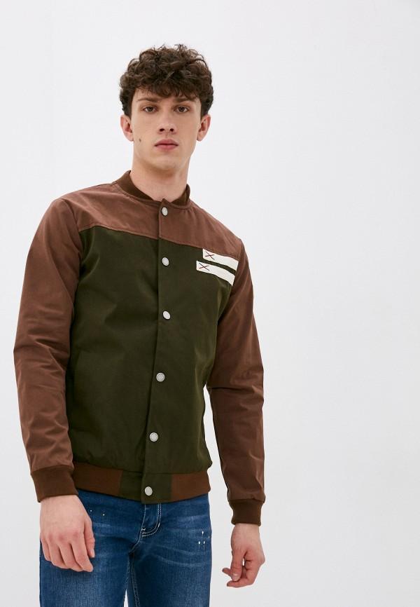 мужская куртка felix hardy, хаки