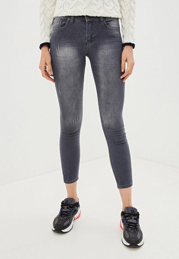 женские джинсы felix hardy, серые