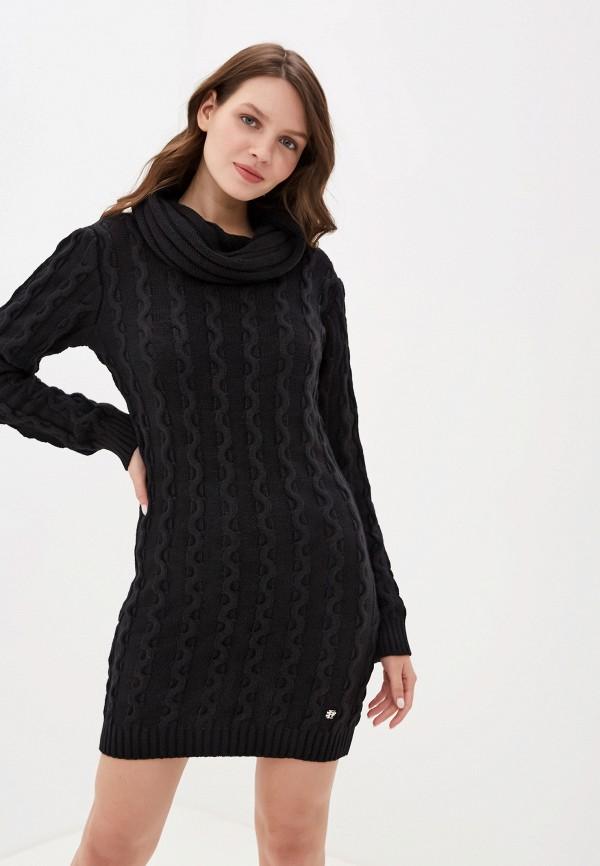 женское платье felix hardy, черное