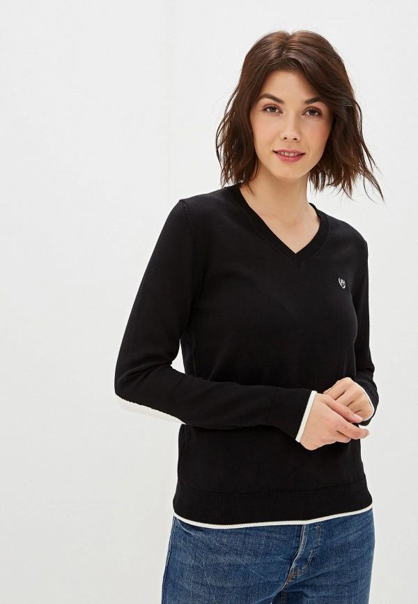 женский пуловер felix hardy, черный