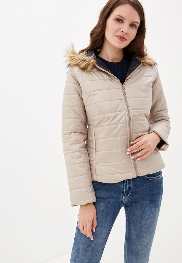 женская куртка felix hardy, бежевая