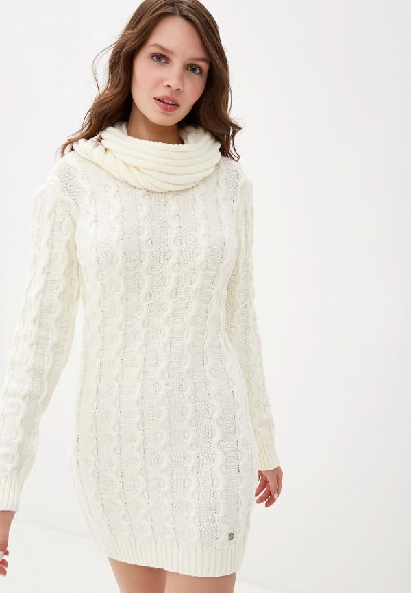 женское платье felix hardy, белое